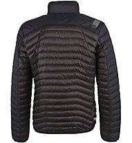 La Sportiva Combin - Daunenjacke Skitouren - Herren, Black