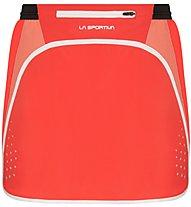 La Sportiva Comet Skirt - Laufrock - Damen, Red
