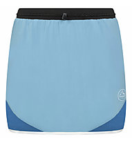 La Sportiva Comet Skirt - Laufrock - Damen, Light Blue/Blue