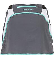 La Sportiva Comet Skirt - Laufrock - Damen, Grey