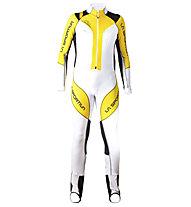La Sportiva Cube Racing Suit - tuta sci alpinismo - uomo, White