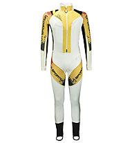 La Sportiva Cube Racing Suit - Skitourenanzug - Herren, White/Yellow/Red