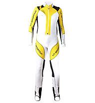 La Sportiva Cube Racing Suit - Skitourenanzug - Herren, White/Yellow