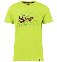 La Sportiva Cubic - T-Shirt Klettern - Herren, Green