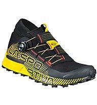 La Sportiva Cyklon - Trailrunningschuh - Herren, Black/Yellow