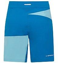 La Sportiva Daka Short - Trekkinghose kurz - Damen, Blue/Light Blue