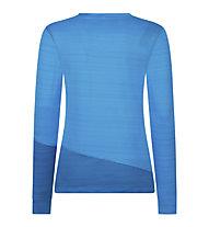 La Sportiva Dash - maglia a maniche lunghe - donna, Light Blue