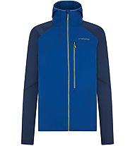 La Sportiva Defender - giacca sci alpinismo - uomo, Blue