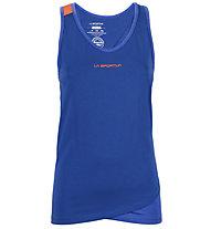 La Sportiva Dihedral - Top Bergsport - Damen, Blue