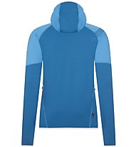 La Sportiva Eagle - Fleecejacke mit Kapuze - Damen, Light Blue/Blue