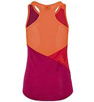 La Sportiva Earn - Trägershirt Klettern - Damen, Red/Orange