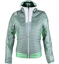 La Sportiva Elysium Primaloft - giacca con cappuccio - donna, Green