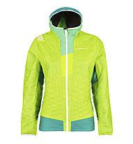 La Sportiva Elysium Primaloft - giacca con cappuccio - donna, Light Green