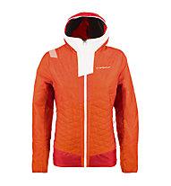 La Sportiva Elysium Primaloft - giacca con cappuccio - donna, Red