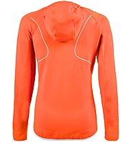 La Sportiva Ermes Hoody - felpa con zip - uomo, Orange