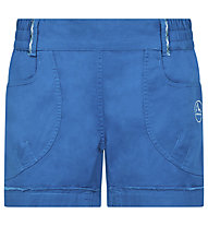 La Sportiva Escape - pantaloni corti arrampicata - donna, Blue
