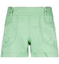 La Sportiva Escape - pantaloni corti arrampicata - donna, Green