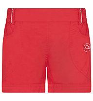 La Sportiva Escape - pantaloni corti arrampicata - donna, Red