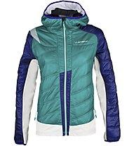La Sportiva Exodar - Skitourenjacke mit Kapuze - Damen, Blue