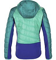 La Sportiva Exodar - giacca con cappuccio sci alpinismo - donna, Green