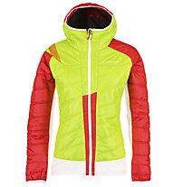 La Sportiva Exodar - Skitourenjacke mit Kapuze - Damen, Light Green