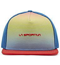 La Sportiva Fade - Schirmmütze Klettern, Red/Blue