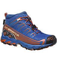 La Sportiva Falkon GTX - Trekkingschuhe - Kinder, Blue/Orange