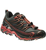 La Sportiva Falkon Low Kid  - Wanderschuhe - Kinder, Black/Red