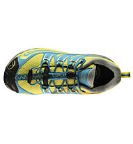 La Sportiva Falkon Low Kid  - Wanderschuhe - Kinder, Light Blue
