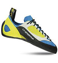 La Sportiva Finale - Scarpette arrampicata - uomo, Yellow/Blue