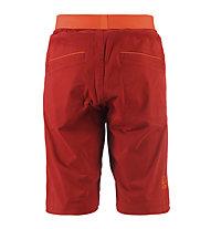 La Sportiva Flatanger - kurze Kletter- und Boulderhose - Herren, Red