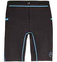 La Sportiva Freedom - Trailrunninghose kurz - Herren, Black/Blue