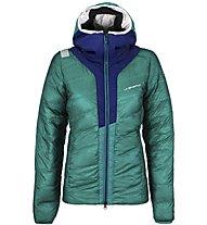 La Sportiva Frequency Down - giacca in piuma - donna, Blue
