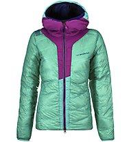 La Sportiva Frequency Down - giacca in piuma - donna, Green