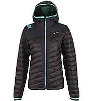 La Sportiva Frontier Down - giacca in piuma sci alpinismo - donna, Black