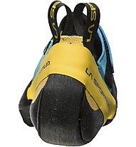 La Sportiva Futura - Kletter- und Boulderschuh - Herren, Blue/Yellow