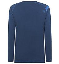 La Sportiva Future - maglia a maniche lunghe - uomo, Dark Blue