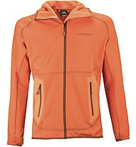 La Sportiva Galaxy 2 Hoody Giacca in pile trekking, Orange