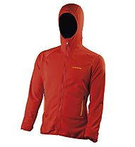 La Sportiva Galaxy Hoody M - Giacca In Pile, Red