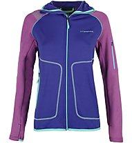 La Sportiva Gamma - giacca in pile scialpinismo - donna, Violet