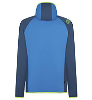 La Sportiva Gemini Hoody - giacca in pile - uomo, Light Blue/Blue