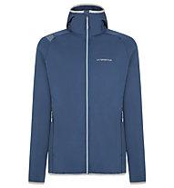 La Sportiva Gemini Hoody - giacca in pile - uomo, Blue