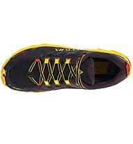 La Sportiva Helios SR - scarpe trail running - Donna, Black/Yellow