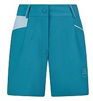 La Sportiva Hike Short - Trekkinghose kurz - Damen, Blue