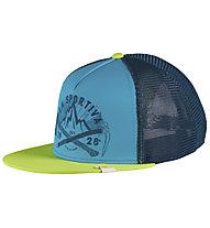 La Sportiva Hipster Trucker - cappellino, Blue