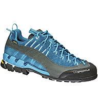 La Sportiva Hyper GTX - scarpe da avvicinamento - donna, Blue