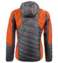 La Sportiva Hyperspace - giacca con cappuccio alpinismo - uomo, Orange