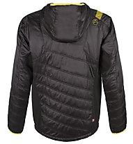 La Sportiva Hyperspace - giacca con cappuccio alpinismo - uomo, Black