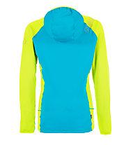 La Sportiva Iridium - giacca in pile - uomo, Blue/Green