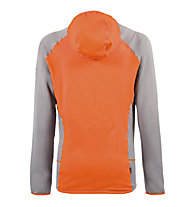 La Sportiva Iridium - Fleecejacke mit Kapuze - Herren, Orange